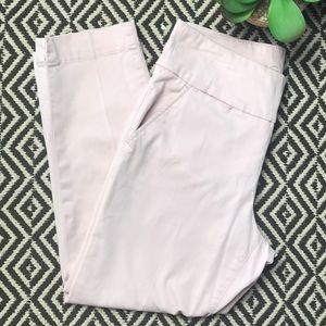 Jag Jeans Crop Pink Ankle Pants 6